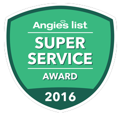 Angies list super service award | Pucher's Decorating Centers