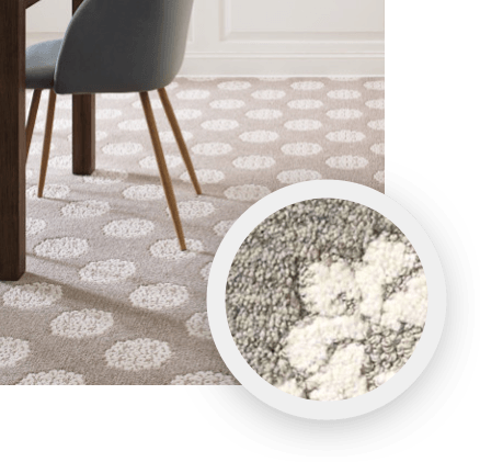 Dining room Carpet | Pucher's Decorating Centers
