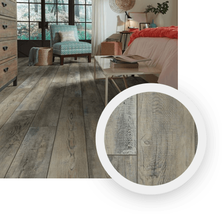 Vinyl flooring | Pucher's Decorating Centers