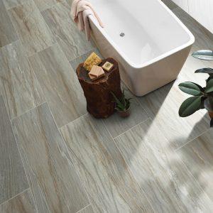 Sanctury bathroom | Pucher's Decorating Centers
