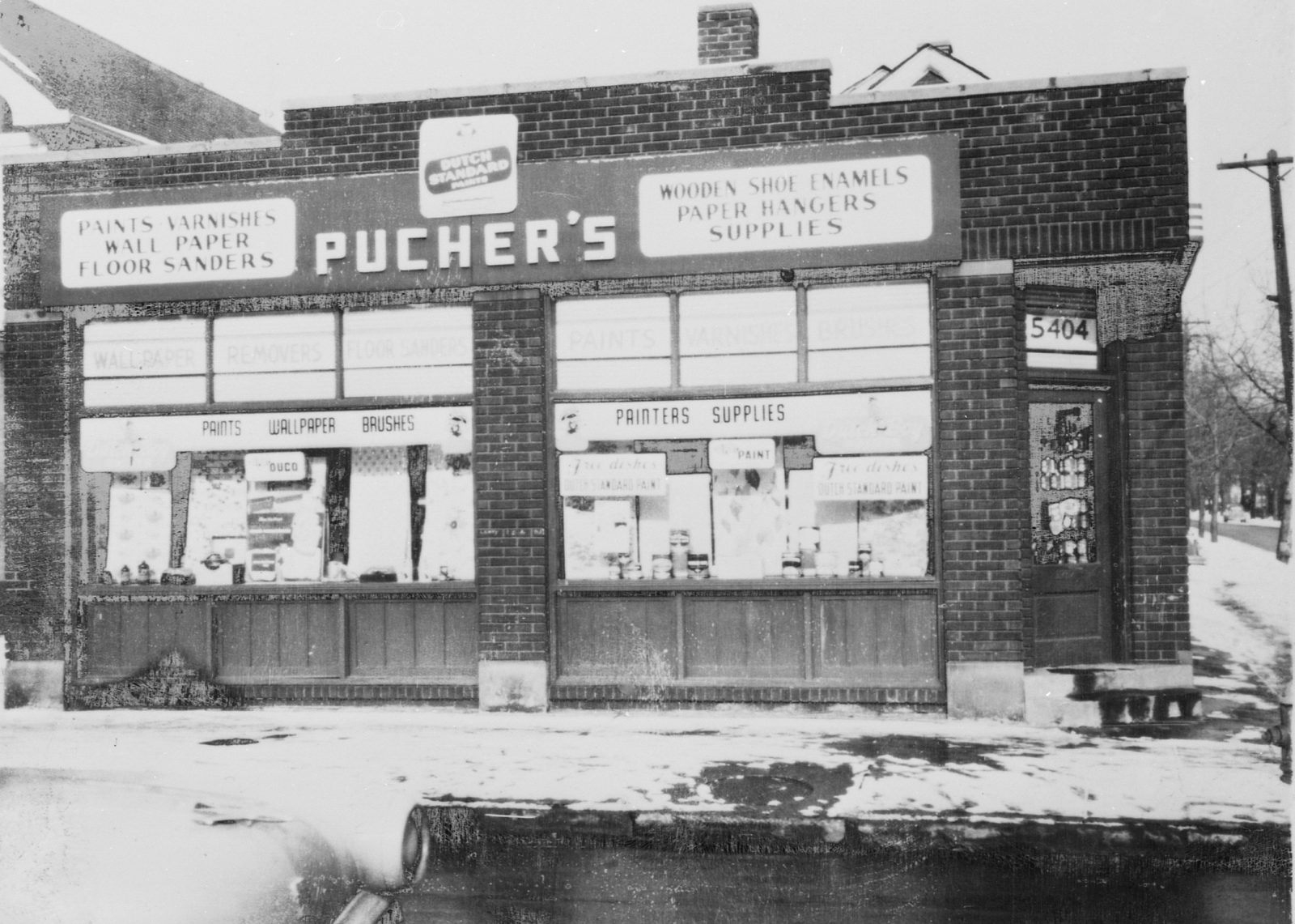 Puchers Storefront | Pucher's Decorating Centers