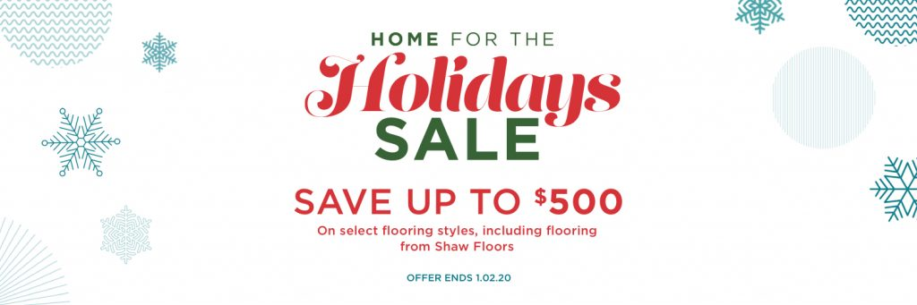 Home for the holidays sale | Pucher's Decorating Centers
