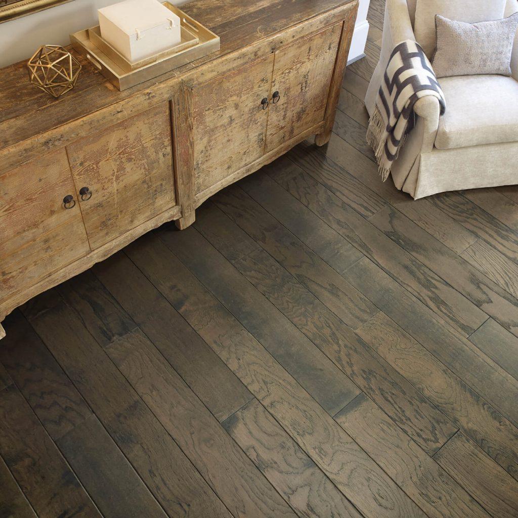 Hardwood flooring | Pucher's Decorating Centers