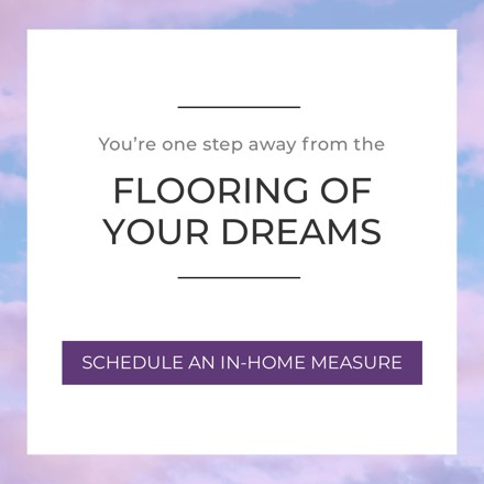 Schedule your in home measure | Pucher's Decorating Centers