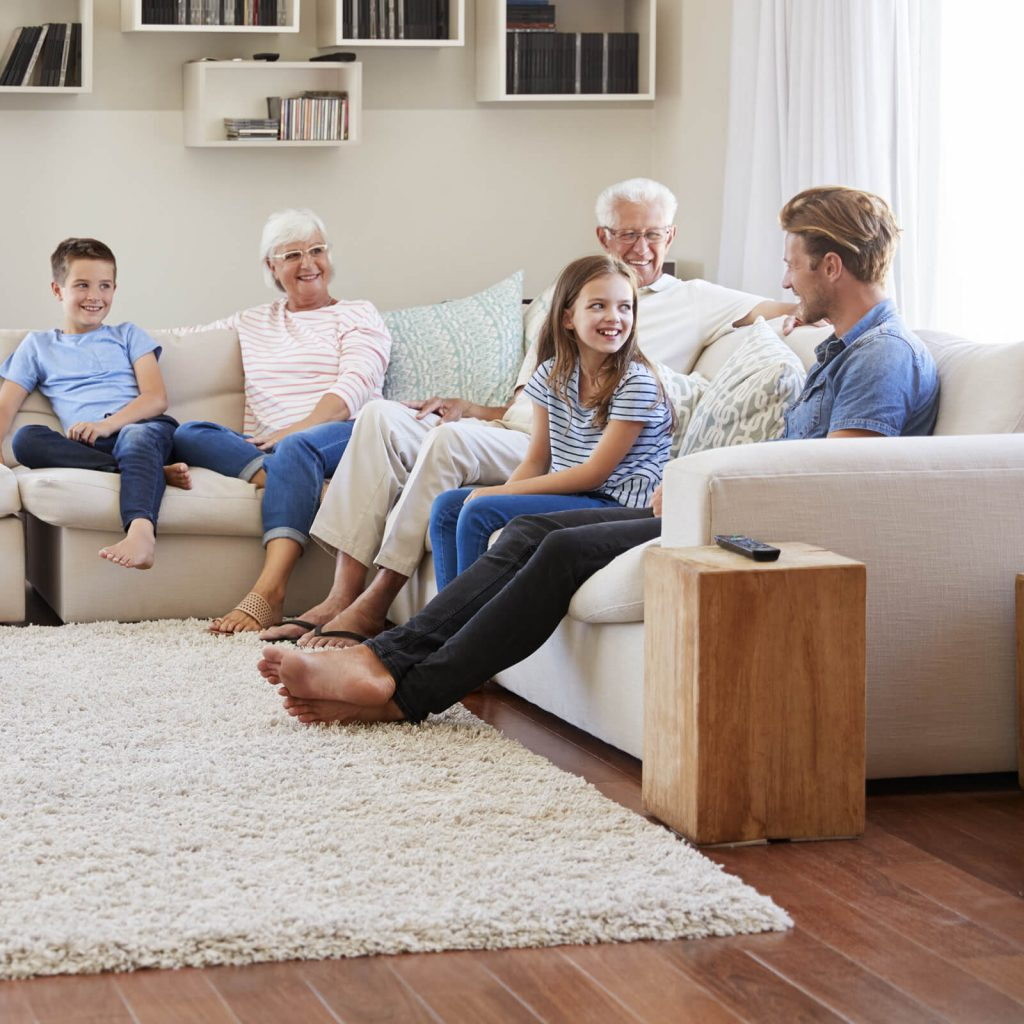 Family get together | Pucher's Decorating Centers