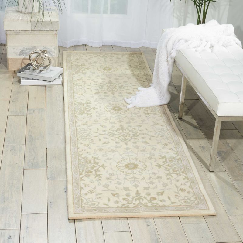 Silk rug | Pucher's Decorating Centers