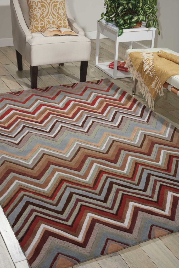 Office with Bold Carpet | Pucher's Decorating Centers