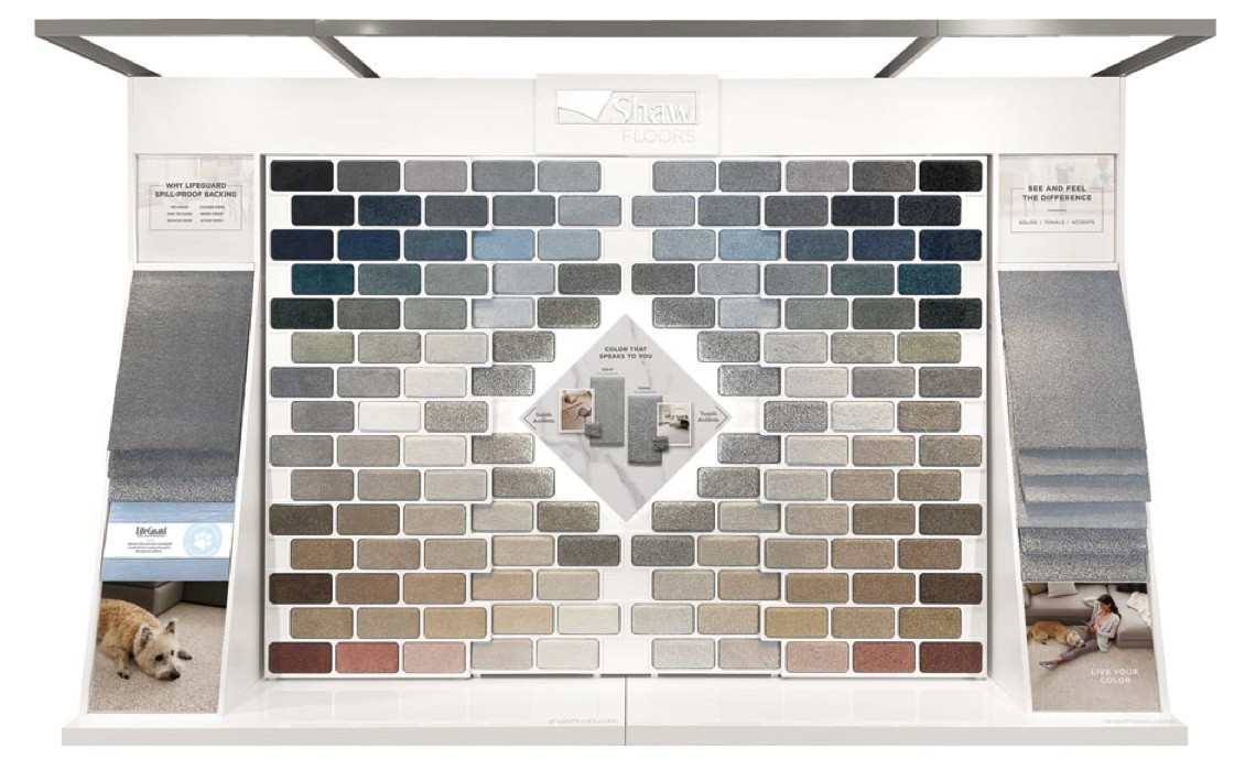 colorwall | Pucher's Decorating Centers