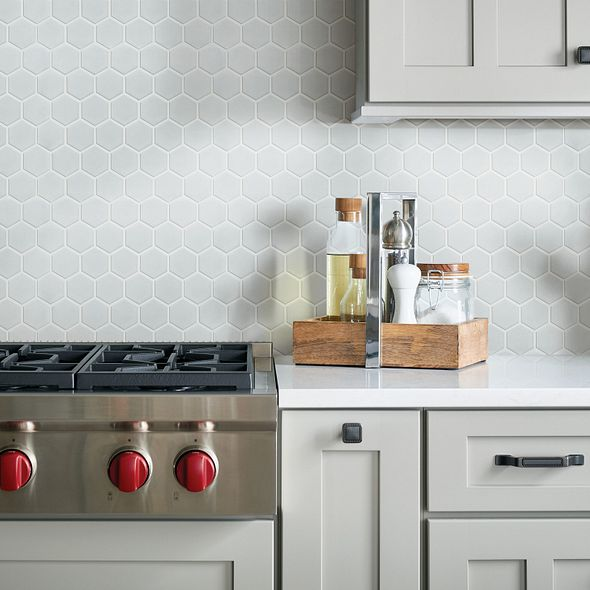 Kitchen Backsplashes for Retro Flair | Pucher's Decorating Centers